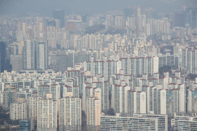 韩消费者看涨明年房价 住宅价格展望指数再创历史新高