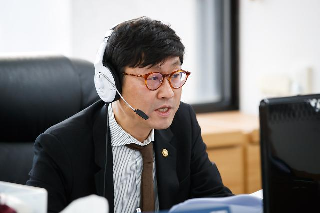 """도규상 부위원장 """"최고금리 인하 대비 서민금융 공급체계 개편"""""""