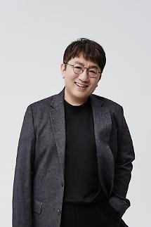 防弹东家代表房时赫荣膺美媒娱乐界领军人物