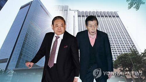 [2020 독자가 뽑은 10대 뉴스]⑩롯데 신격호·삼성 이건희 회장...별이 된 재계 거목들