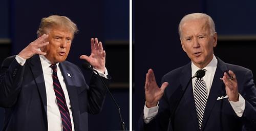 [2020 독자가 뽑은 10대 뉴스] ④새로운 미국 대통령 탄생... 말도 많고 탈도 많던 미국 대선