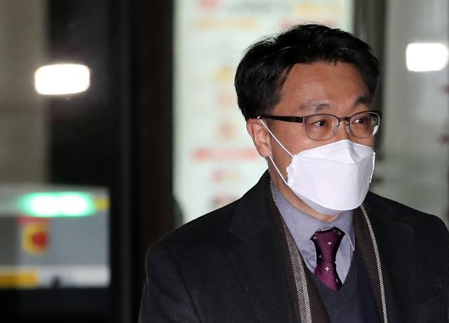"""[속보] 김진욱 """"공수처 권한 국민에게 되돌려 줄것...1호 사건 아직"""""""