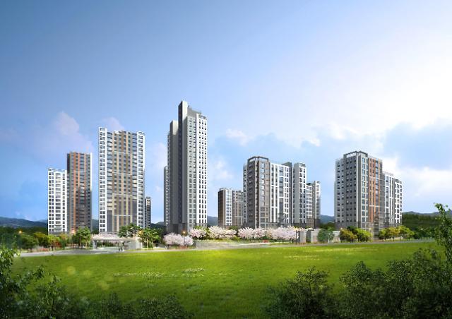 GS건설 강릉자이 파인베뉴 모델하우스 오픈