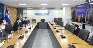 """이낙연 """"文정부 성공적 마무리와 정권재창출 노력할 것"""""""
