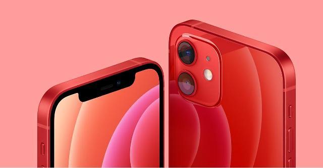 아이폰12, 출시 두 달만에 삼성전자 1년치 5G폰 판매량 앞질러