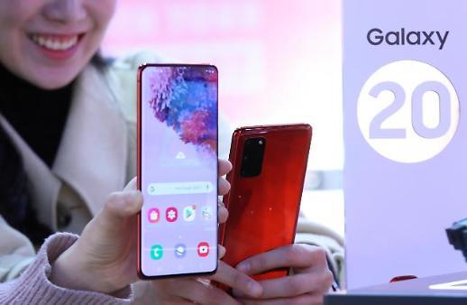 报告:去年华为5G手机出货量超苹果三星夺头名