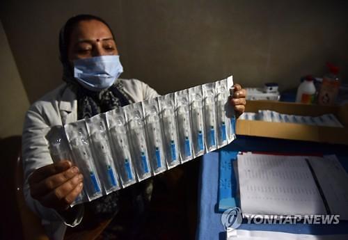 """""""두 번째로 큰 감염 국가 인 인도도 백신 접종 가능""""… AstraZeneca, 자체 개발 백신 최종 승인 (종합)"""