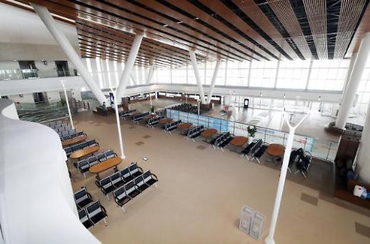 受疫情影响 韩国仁川港去年输送国际旅客不足前一年5%