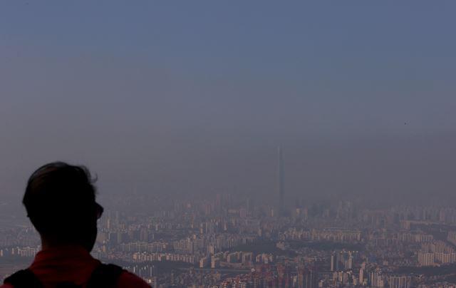 新冠疫情还有意外收获!去年韩中两国PM2.5浓度创历史最低值