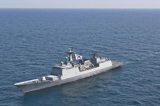韩清海部队赴波斯湾待命 美国呼吁伊朗释放韩国油轮
