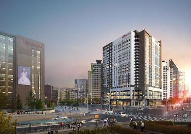 현대엔지니어링 힐스테이트 신도림역 센트럴 닷새 만에 완판