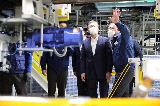 现代汽车将在华首建海外氢燃料电池厂