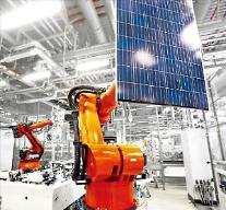 ハンファソリューション、太陽光・水素事業の拡大ために組織改編の断行