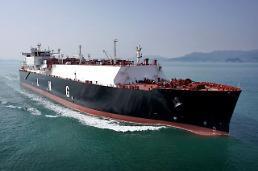 韓国造船業、昨年世界1位達成