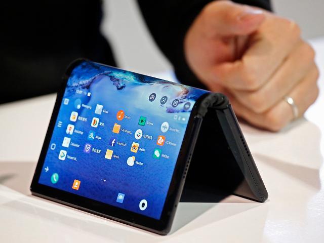 [중국증시]세계 첫 폴더블폰 기업 로욜, 커촹반 상장 초읽기