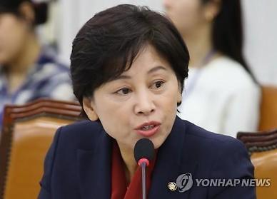 """남인순, 박원순 피소 유출 의혹에 """"나는 몰랐다"""""""