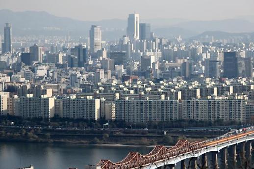 首尔全租房价格不到半年上涨59万元 相当于过去5年总和