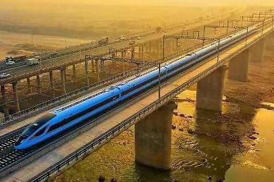 [NNA] 中-유럽 철도수송, 지난해 1.24만편