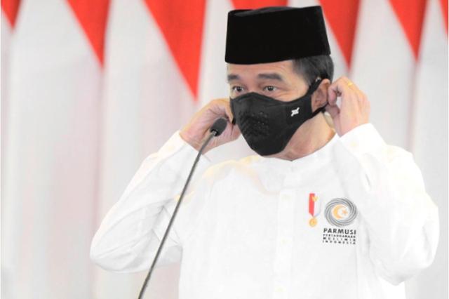 [NNA] 印尼 백신 접종 1호는 조코위 대통령