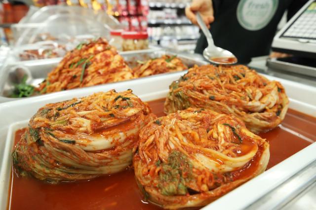 疫情拉动韩国泡菜出口创历史新高