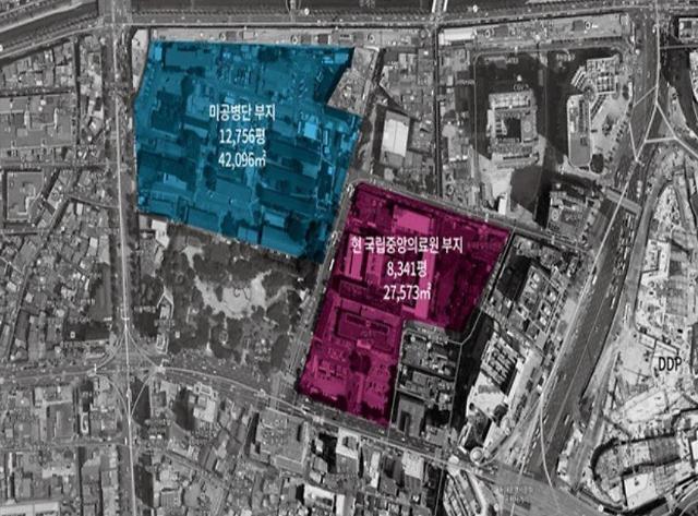 국립중앙의료원 극동 공병단 부지로 이전 본격화