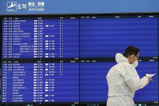 受疫情影响 韩航司去年输送旅客数同比减半