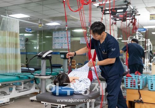 군포 지샘병원, 산재보험 재활인증의료기관 인증