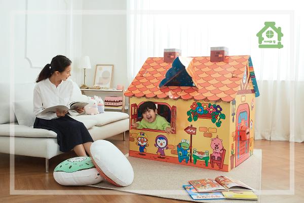 레드마켓팅, '뽀로로 아이의 집' 출시 2주만에 초도 물량 완판