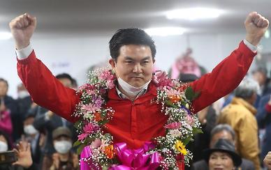 """국민의힘, 김태호 복당 승인…金 """"이제는 힘 모을 때"""""""
