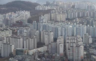 새해도 펄펄  끓는 서울 집값…주간 상승률 0.06% 최고치 유지