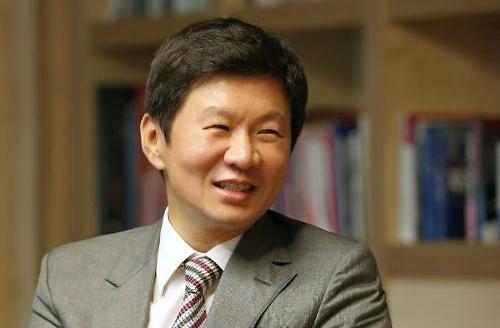 정몽규 HDC그룹 회장, 대한축구협회장 3선 성공