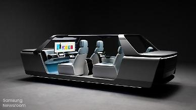 Samsung showcases next-generation infotainment system for connected cars