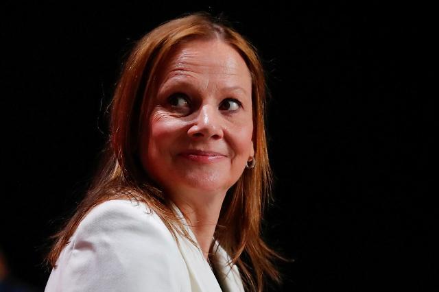 [미리 보는 CES 2021] 메리 바라 GM 대표, CES서 전기차 미래 밝힌다
