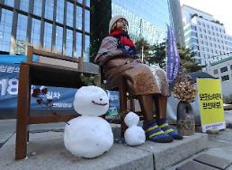 日本政府相手の慰安婦被害者勝訴・・・法「原告1人当たり1億ウォンの賠償を」