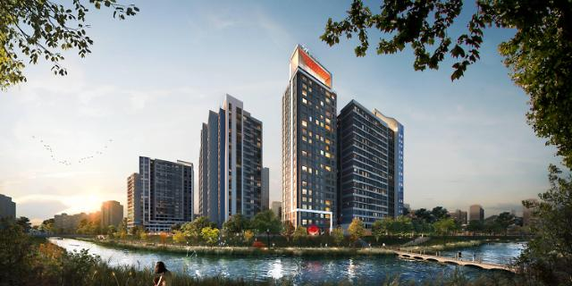 현대건설, 용인 수지 신정마을 9단지 리모델링 사업 수주