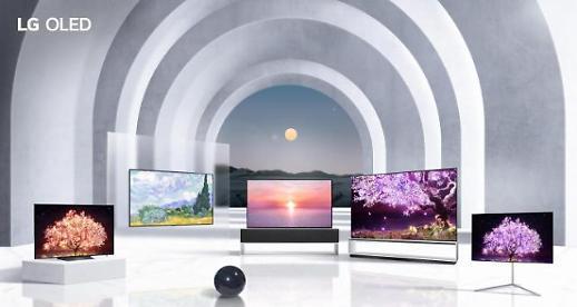 "LG电子主打""三驾马车""产品线 积极抢占全球电视市场"