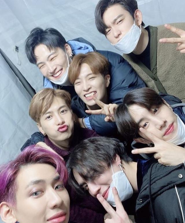 갓세븐 해체 확정됐나...멤버들 SNS 마지막 글은?