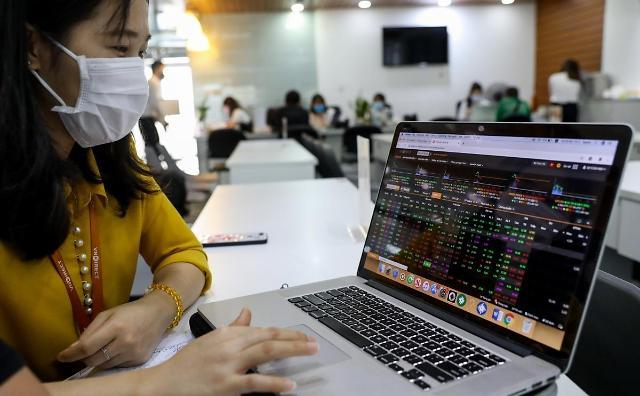 [베트남증시 마감] 풍부한 현금 흐름 유입에 VN지수 또 급등