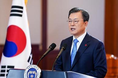 北 김정은 방역협력 거부의사에도…文대통령 코로나 협력 확대 의지