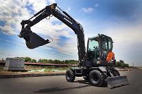 斗山インフラコア、昨年中国で掘削機1万8686台の販売...10年来最大