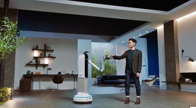 三星电子CES2021发布智能家居全新生活方式