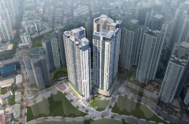 현대엔지니어링 힐스테이트 감삼 센트럴 오피스텔 완판