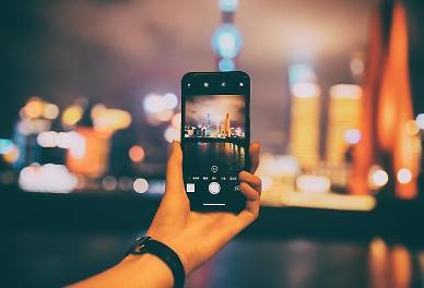 [NNA] 中 지난해 휴대폰 출하대수, 21% 감소, 5G는 1.63억대