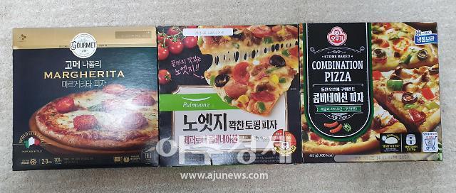 [냉동 피자 대전①] 지키는 오뚜기, 진격하는 CJ제일제당·풀무원
