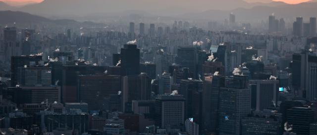 [내일 날씨]전국, 짙은 미세먼지 속 포근해