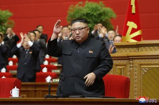 朝鲜劳动党八大闭幕