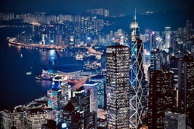 [NNA] 홍콩 올해 전망, 40%가 비관적... 암참 홍콩 조사