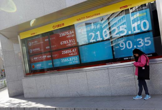 [아시아증시 마감] 日닛케이 사흘째 최고치 행진…中상하이증시는 하락