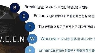 B.E.T.W.E.E.N - Xu hướng du lịch nội địa Hàn Quốc năm 2021…Khoảng cách giữa bất an và kì vọng