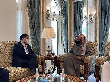 최종건 외교차관, 카타르에 이란 선박억류 해결지원 요청